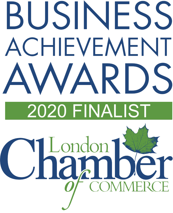 London Chamber Of Commerce 2020 Finalist