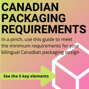 Canadian Packaging Compliance Guide